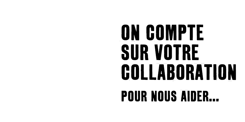 collecte des ordures collaboration